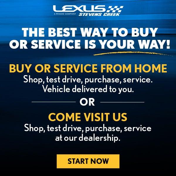 Lexus Dealer In San Jose, CA